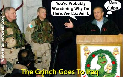 grinch rumsfeld christmas