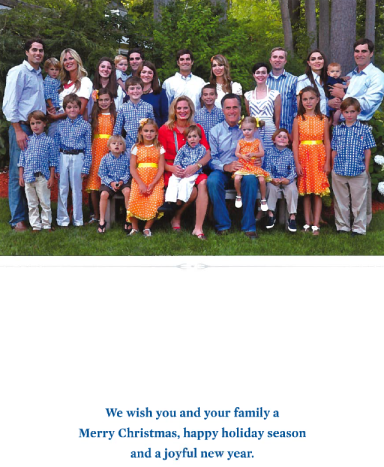 Romney2 christmas card