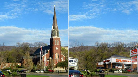 Everything Is Not The Same -  In My Little Town (North Adams, Mass) (4/5)