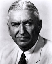 Washington Redskins Owner George Preston Marshall