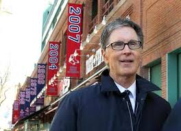 Boston Red Sox Principal Owner John W. Henry