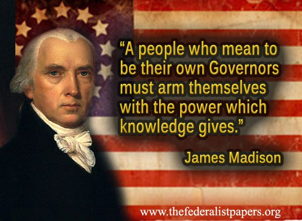 Image result for james madison on judicial review