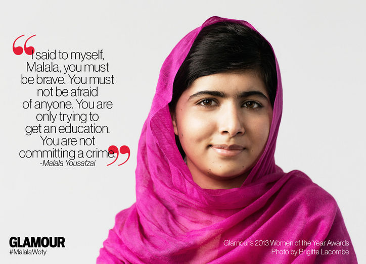 Malala Yousef, Leader Of The Fight From Women's Rights